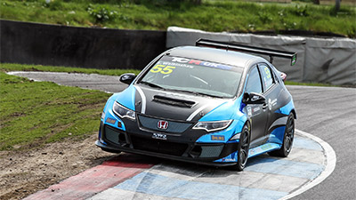 TCR UK: 2. Knockhill