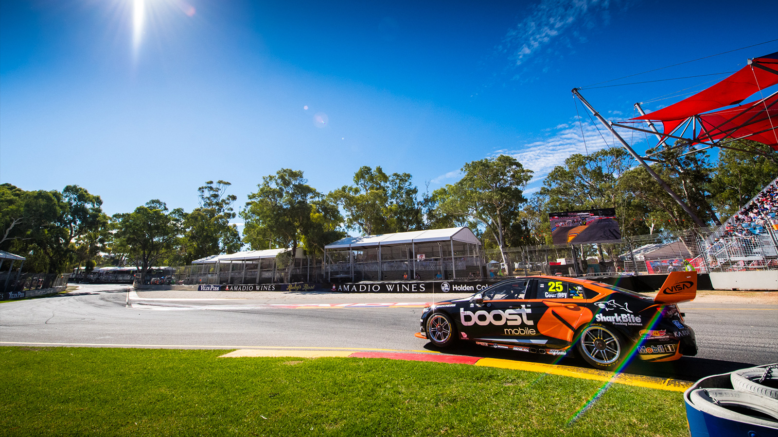 Mobil 1™ Boost Mobile Racing Takes Teams Championship Lead