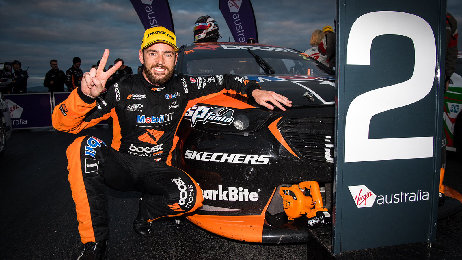 P2 for Pye at Winton