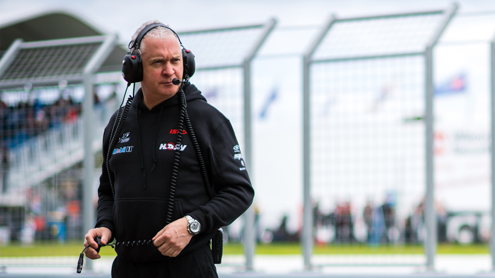 Walkinshaw and Burgess Part Ways