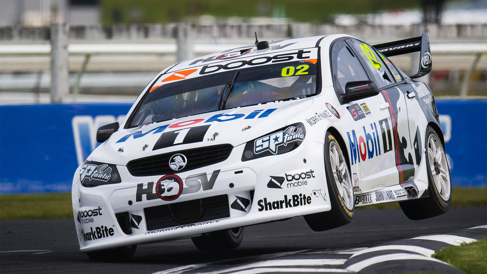 Auckland SuperSprint Saturday Wrap