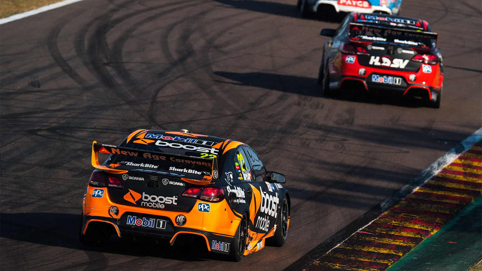 Townsville 400 Preview