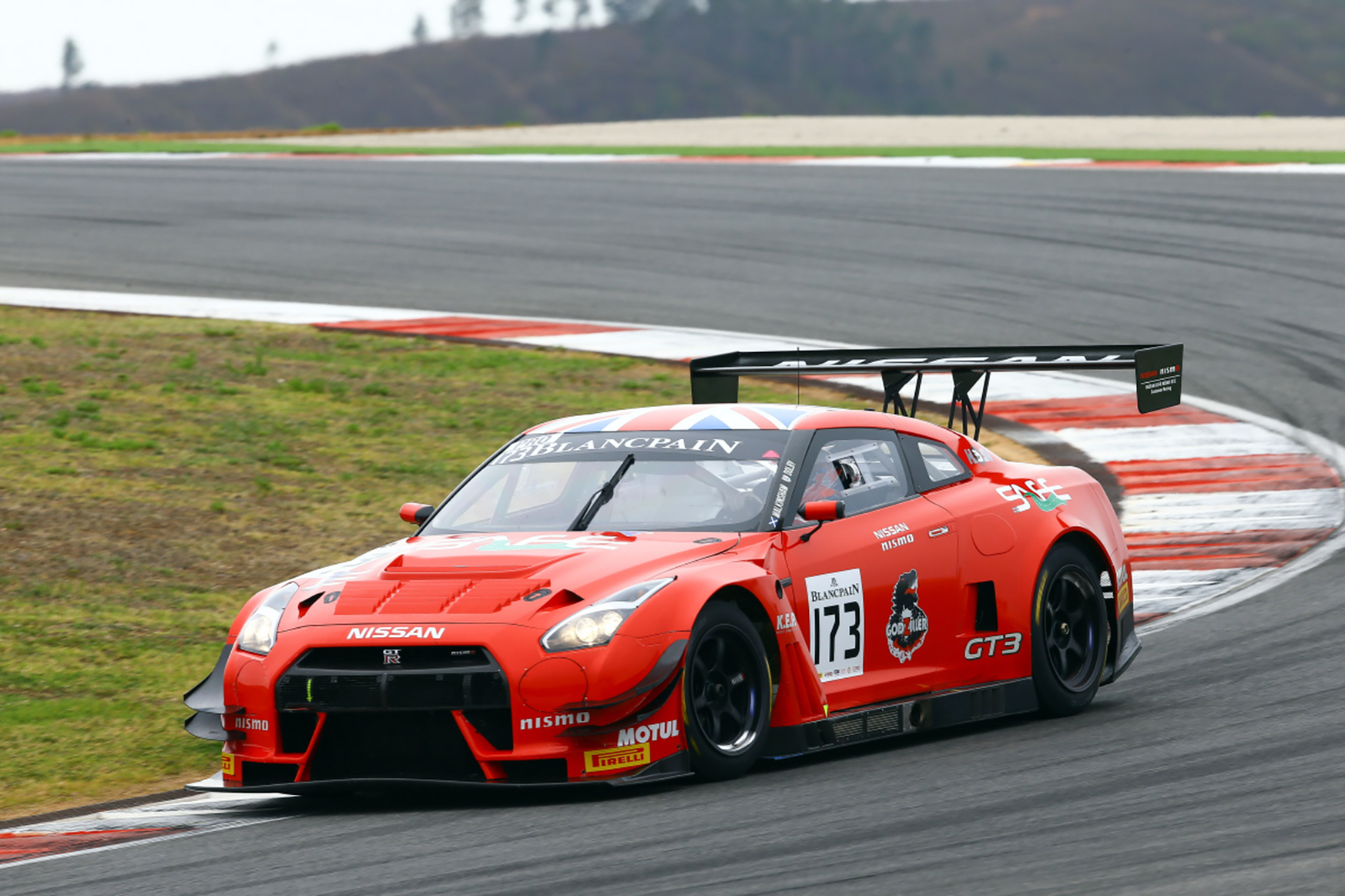 Nurburgring could mathematically hoist Sean and his team-mates into the coveted championship top 10.