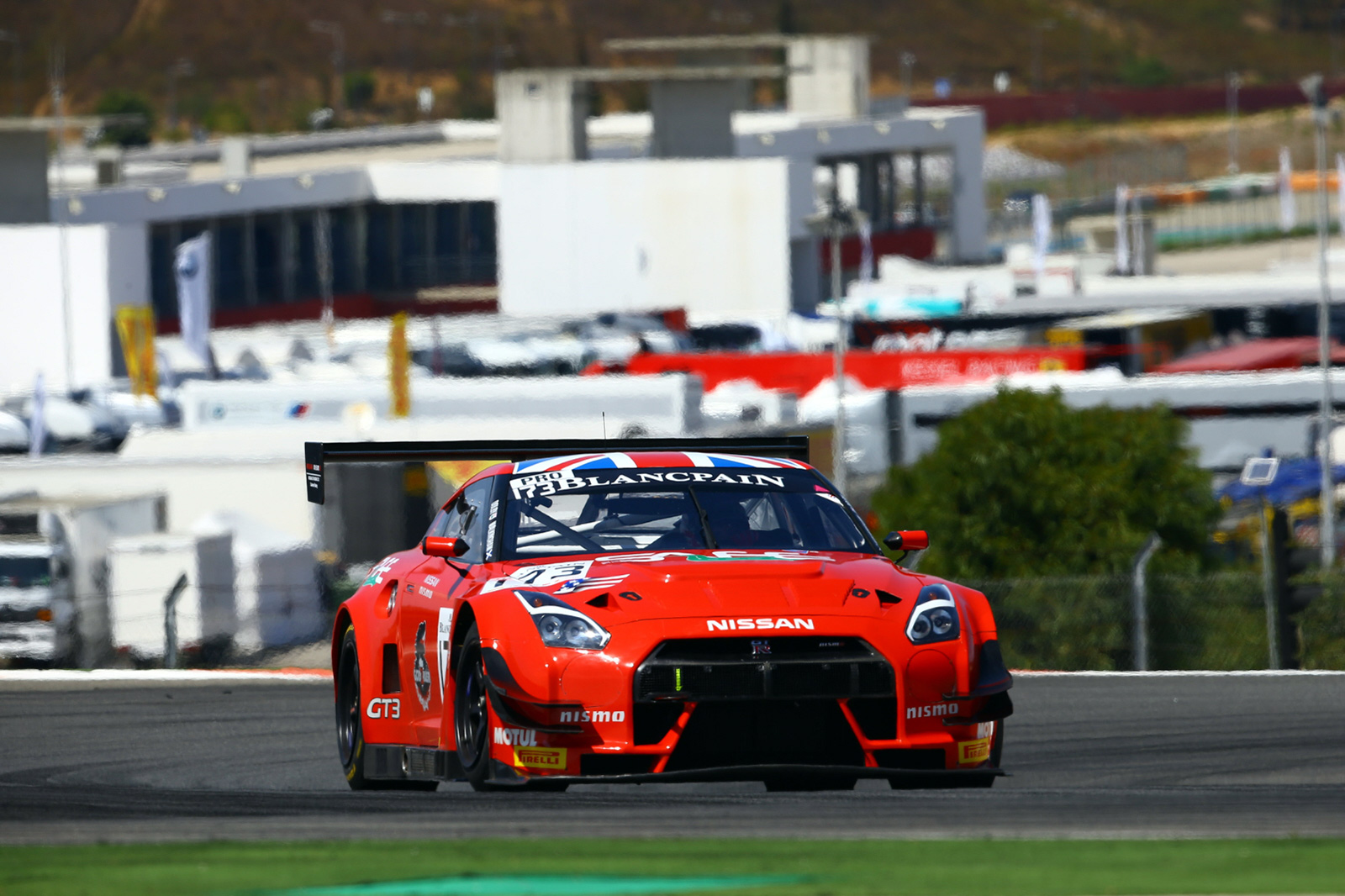 Round six of the Blancpain Sprint Series will take place over the weekend 3rd/4th October at Misano in Italy.