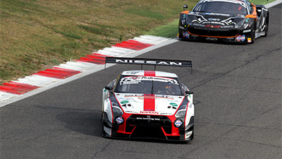 Double Top Eight SGT3 Class Finish for Walkinshaw at Vallelunga: Read More