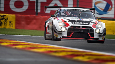Walkinshaw Looking for Positive End to Blancpain Endurance Cup Campaign: Read More