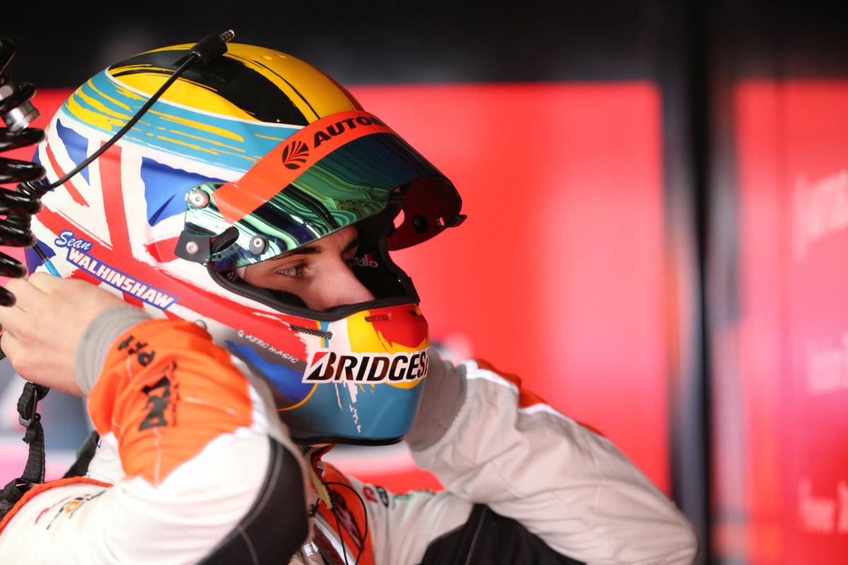 Britain's Sean Walkinshaw set for Blancpain GT Series Asia bow.