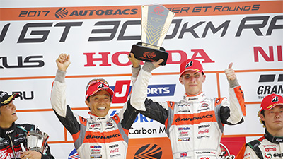 Walkinshaw and Takagi Secure Sensational Lights-to-Flag GT300 Victory: Read More