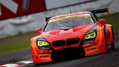 Fuji Fightback in Walkinshaw's Sights: Read More