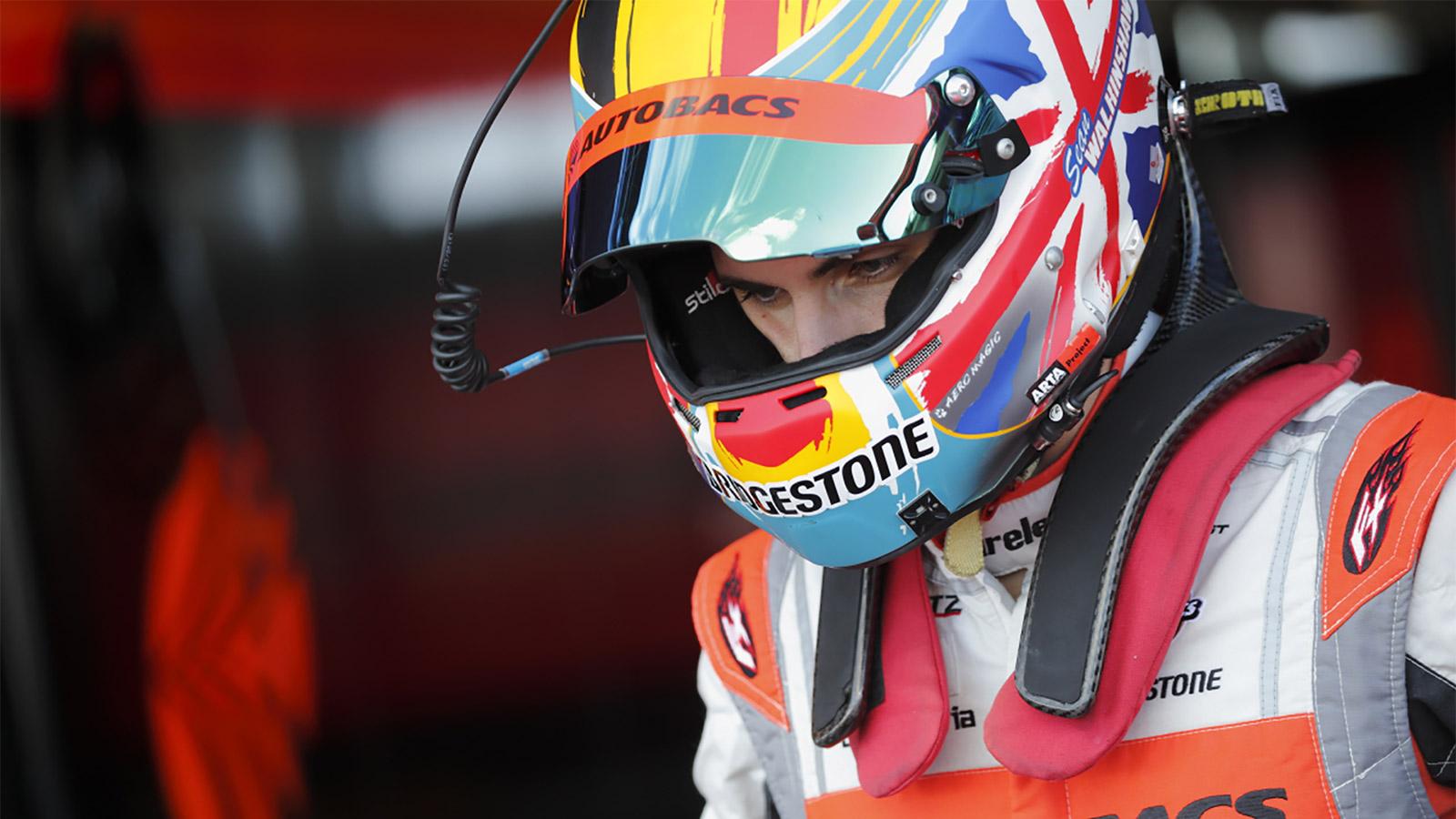 Sean Walkinshaw determined to make podium return in Rd8.