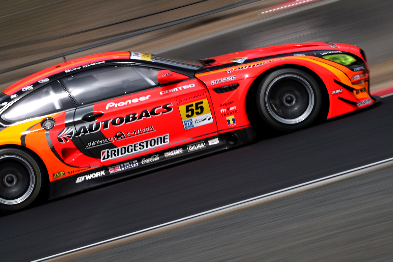 Sean Walkinshaw ready for Super GT race debut in Japan this weekend.