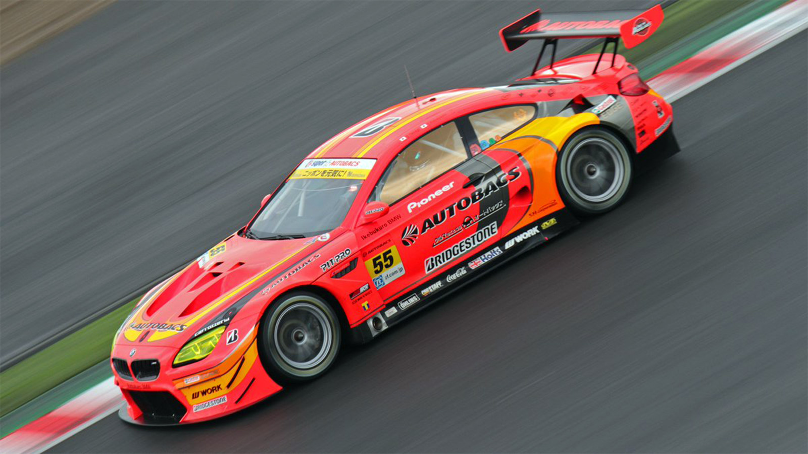 Sean Walkinshaw graduates from Blancpain endurance racing to Super GT
