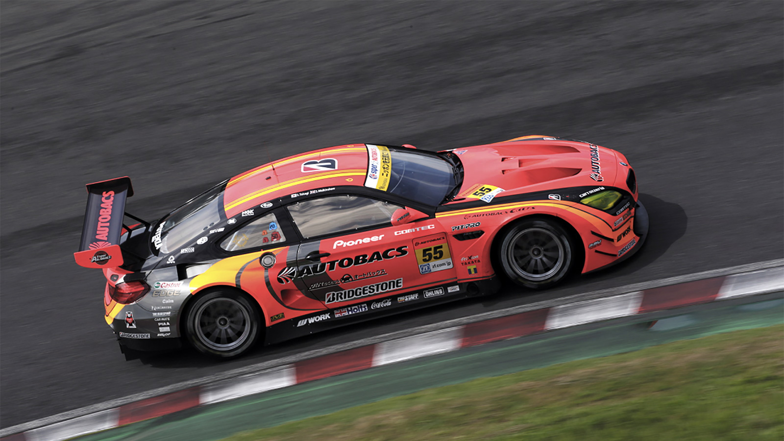 Dramatic early end to Suzuka 1000km for Walkinshaw and Takagi.