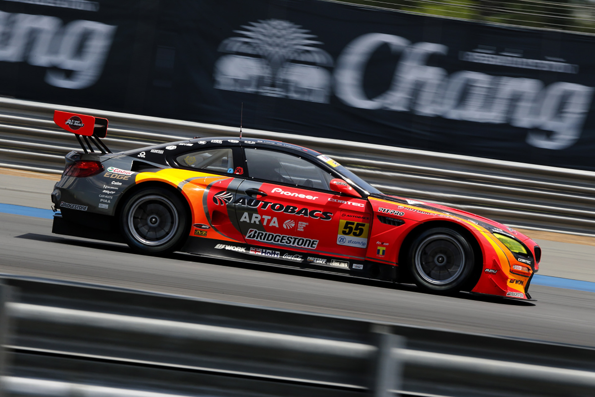 Big points and consistency the target for GT300 points leader.