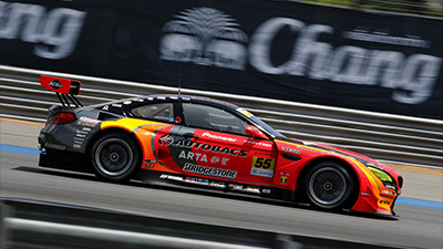 Penultimate Race of Super GT Season at Autopolis Next for GT300 Points Leaders Walkinshaw and Takagi