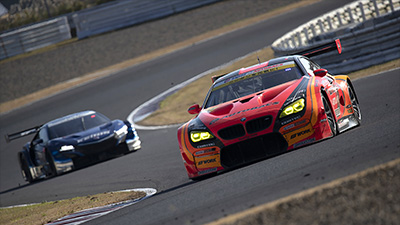 Walkinshaw and Takagi Charge to Superb Top Four Finish at Autopolis: Read More
