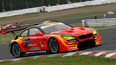 Walkinshaw and Takagi Hold Seven-Point GT300 Lead: Read More