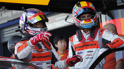 Walkinshaw Aiming for Okayama Silverware: Read More