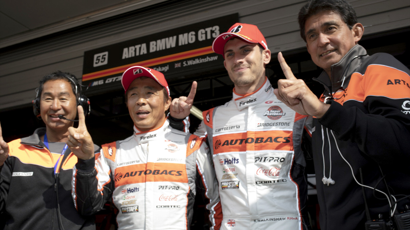 GT300 leaders Walkinshaw & Takagi eye consolidation in Rd3.