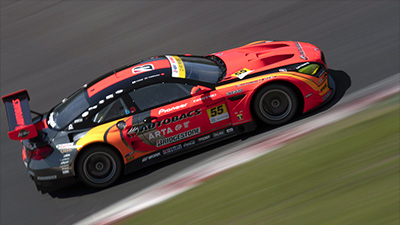 Walkinshaw and Takagi Retain GT300 Points Lead: Read More