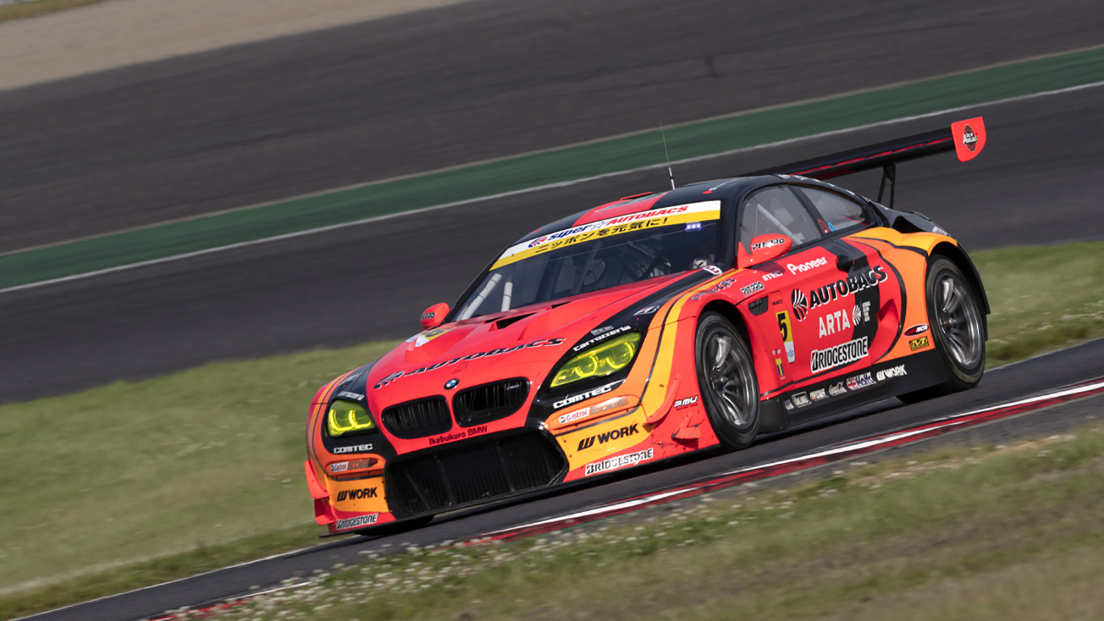 Sean Walkinshaw eyeing podium return in Rd4 of Super GT.