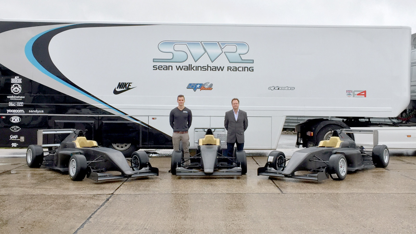 Owned Sean Walkinshaw, the team is firmly established as a consistent front-runner and race winner in BRDC F4.