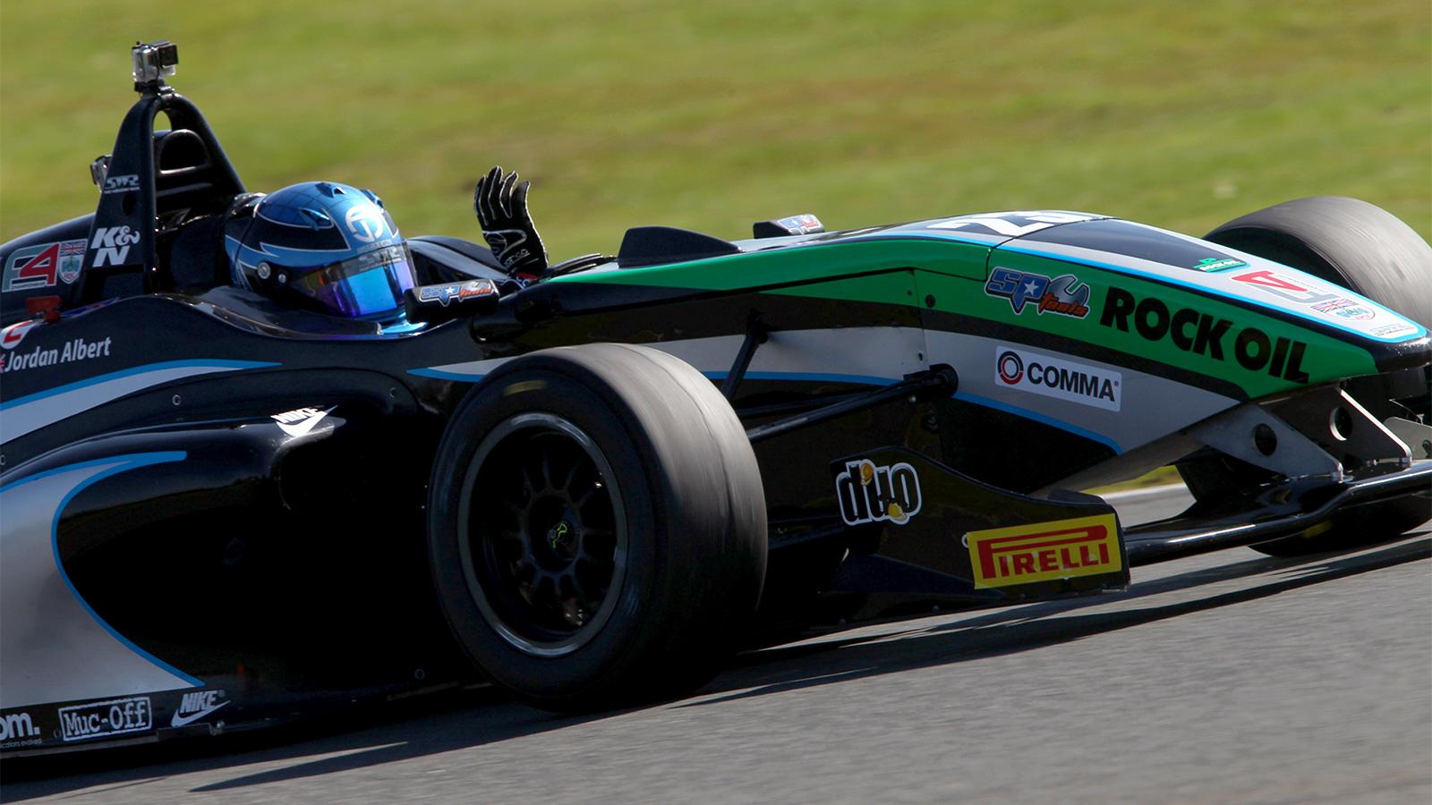Sean Walkinshaw Racing.