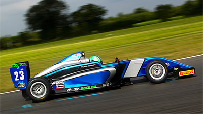 SWR Aiming to End Season on a High During Donington Park GP Finale: Read More