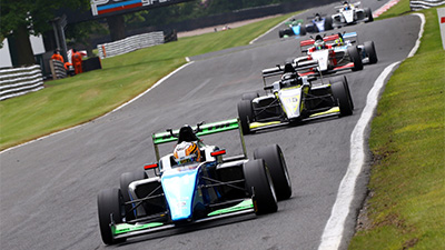 Fantastic Weekend for Jonck at Oulton Park: Read More