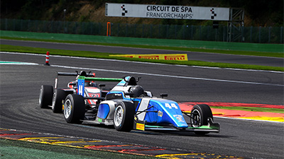 Excellent Pace from SWR Duo Maxwell and Denyssen at Spa: Read More