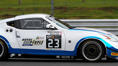 Miniscule Pit-Stop Time Infringement Costs Maiden GT4 Podium: Read More