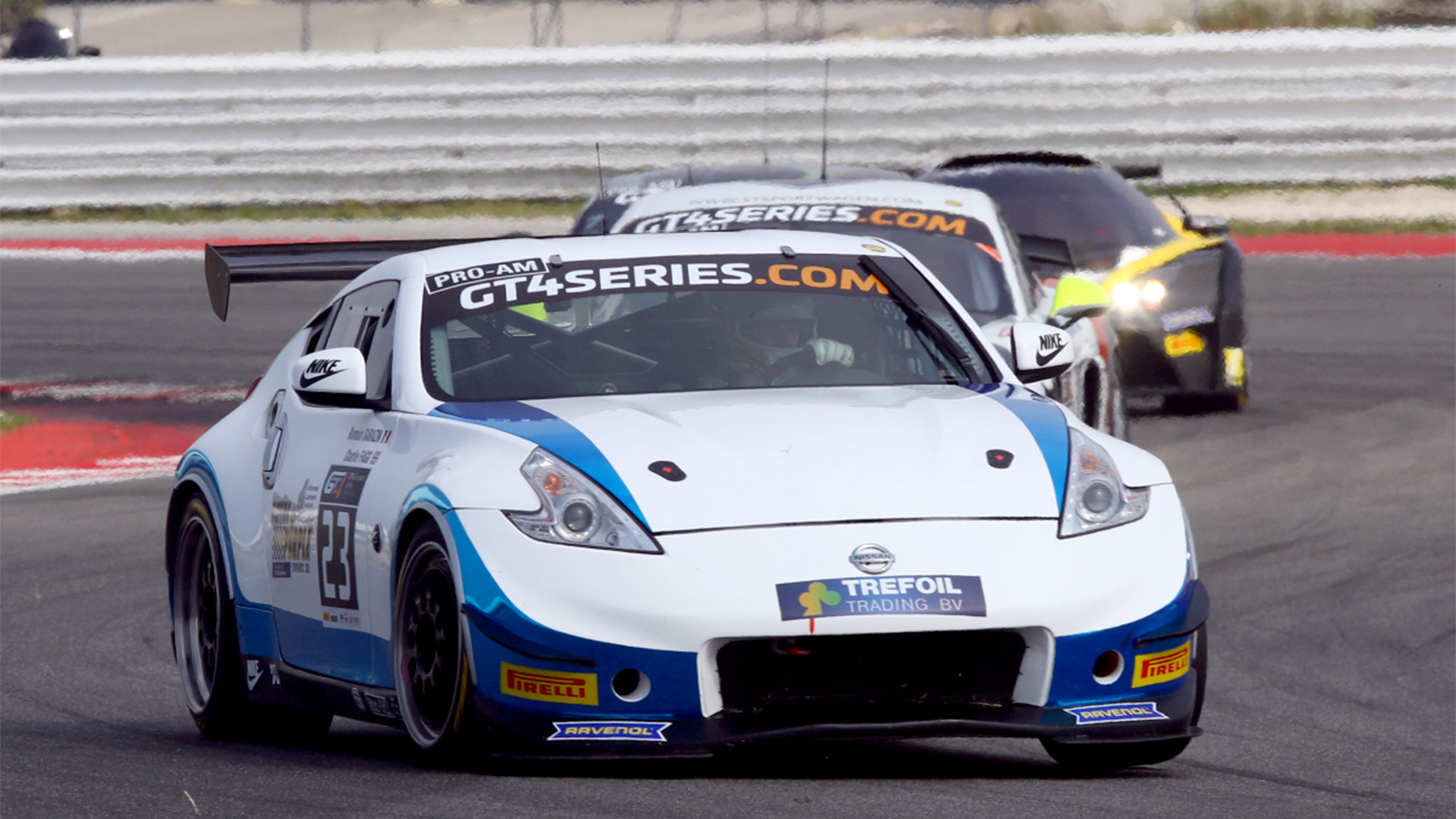 Great endurance racing debut for SWR at Misano in GT4 European Series.