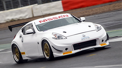 Successful Maiden Shakedown for SWR's Nissan 370Z: Read More