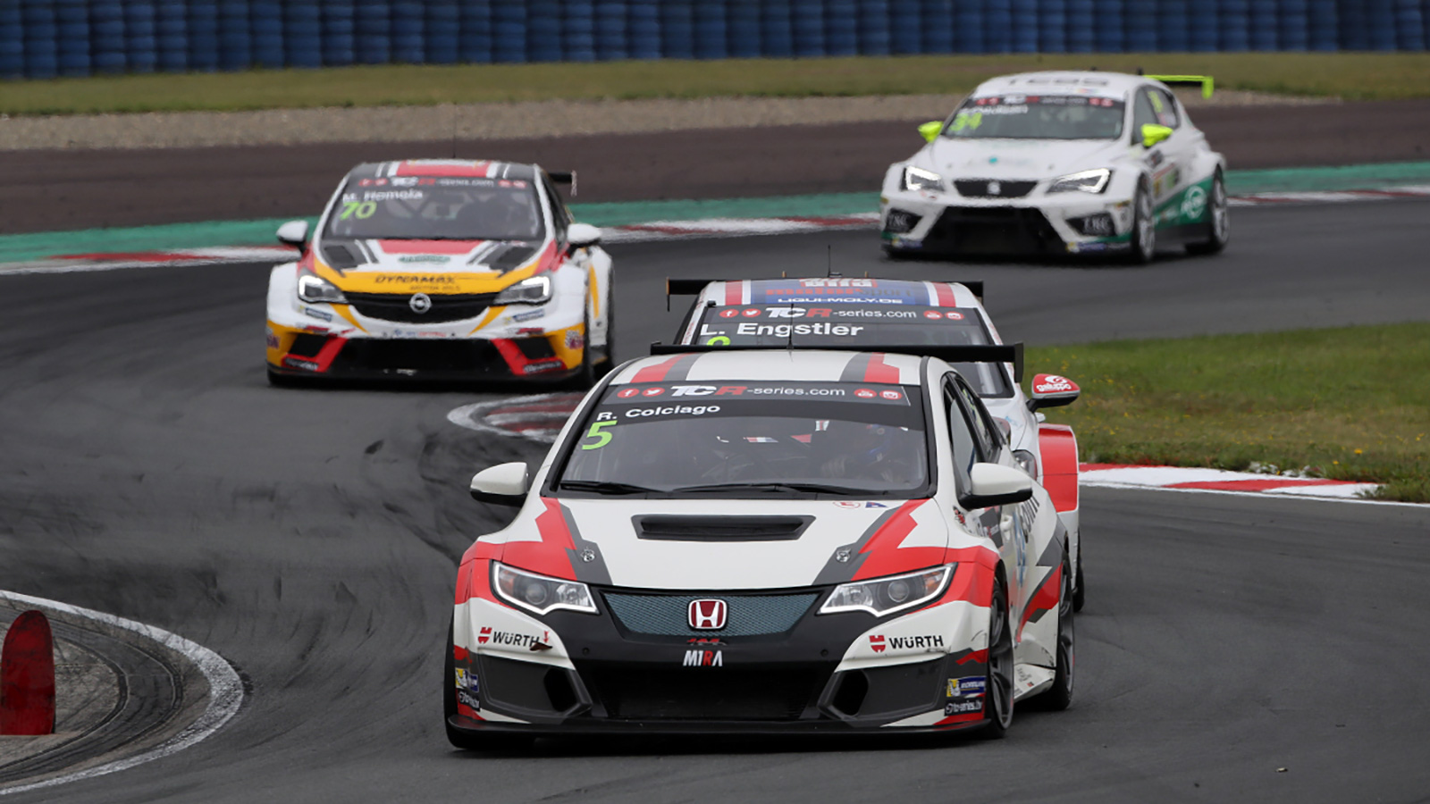 New championship set to commence at squad's 'home' track.