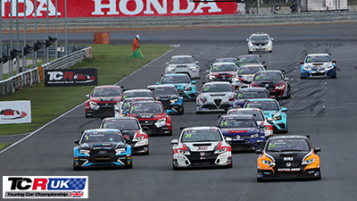 SWR to Race with Honda Civic Type-R in Brand New TCR UK Championship: Read More