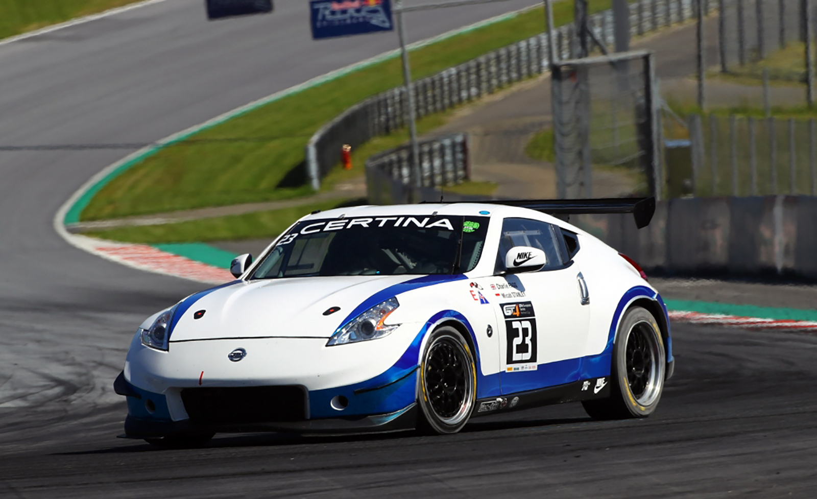 Professional performance from Charlie Fagg on first visit to Red Bull Ring.
