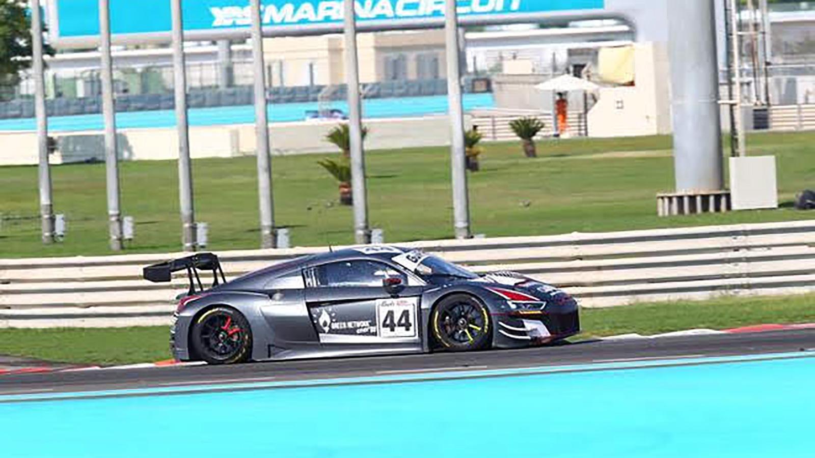 Britain's Sean Walkinshaw takes fantastic P3 finish in Gulf 12hrs.