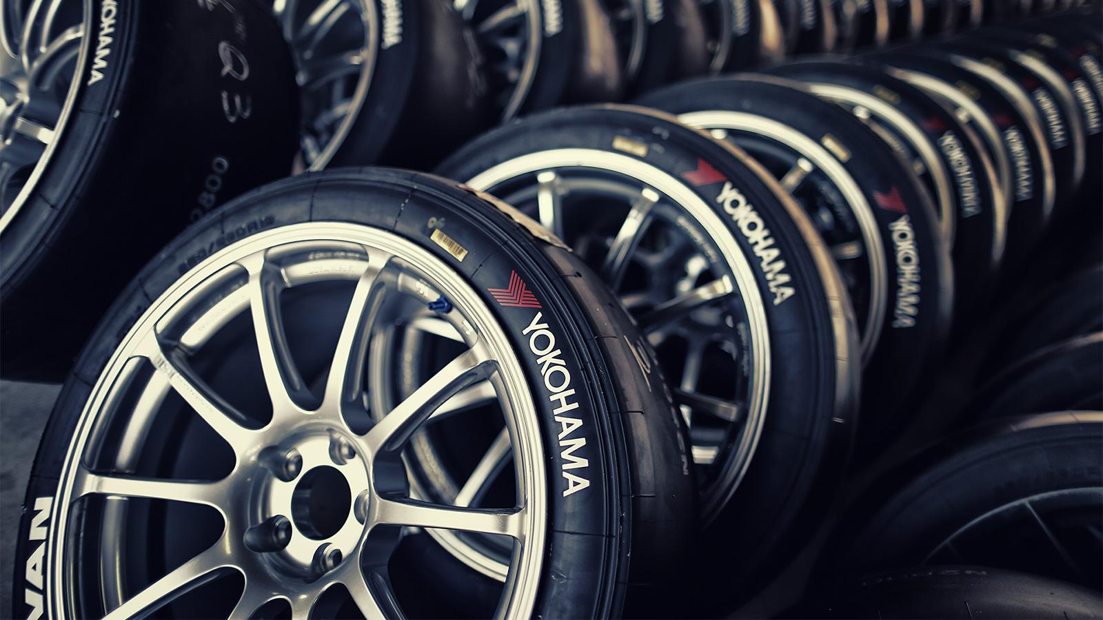 Yokohama was chosen thanks to its long association with Touring Car racing.
